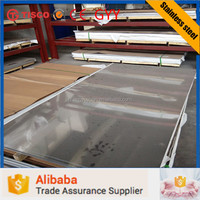 Factory price Grade 316Ti PVC covered Stainless Steel Sheet/Plate