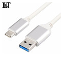 1M USB Cable Male to USB 3.0 Type C Male Data Charging Cable
