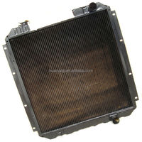 radiator EX200-2 cooling system for water tank excavator