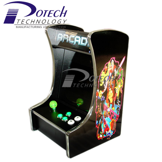 10.4 Inch Cheap Mini Arcade Game Machine For Sale