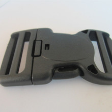 Release Plastic Buckle With Button For Strap Webbing In China