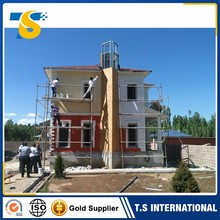European standard Fast construction new zealand standard quick install prefab house