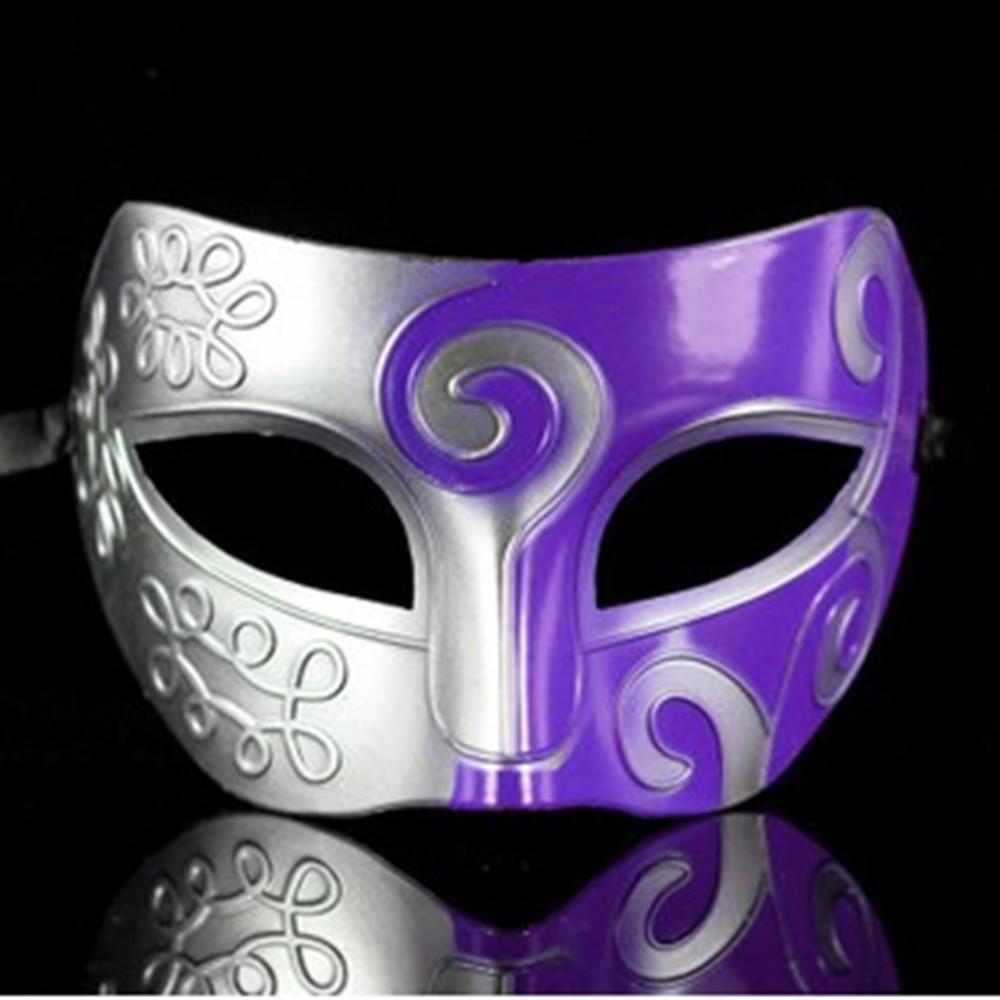Carnaval Cosplay mascarada veneciana Halloween máscara de ojo para ...