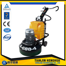 Heavy Duty Weight Concrete Grinder Double Heads Floor Grinding Machine