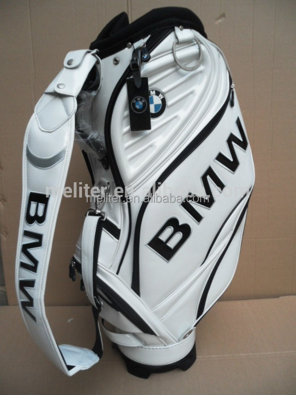 Wholesale oem golf 2016 BMW branded golf bag