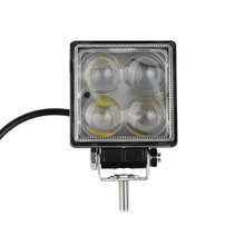 Off-roading led economical high powered 20w spot beam 4D 6500k led lights for on and off road vehicles
