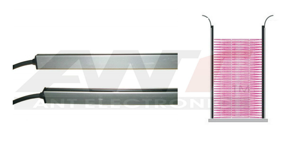 elevator safety light curtain/ infrared sensor, elevator door sensor lift light curtain