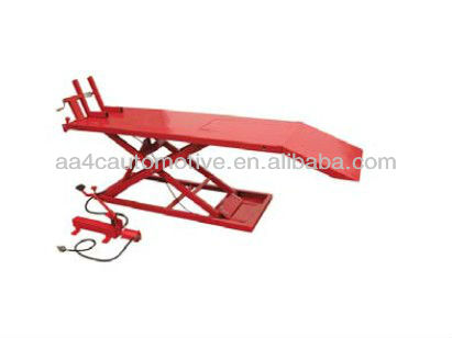 1500LB cheap Air/Hydraulic motorcycle lift AA-M03151