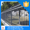 Hongye Fence - Powder Coated Galvanized Backyard Metal Fence Panels For Sale