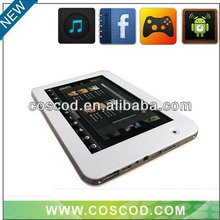 Hot sales 7 inch cheapest Capacitive 5 point touch Tablet pc with 512M/4GB HDMI Allwinner A10