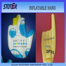inflatable hand / customized inflatable hand for event / inflatable advertising hand balloon