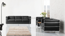 A497# modern wooden office leather sofa cushion furniture,lounge sofa in living room sofas