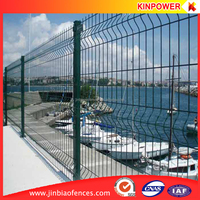 Railway 6x6 reinforcing black good quality wire mesh fence