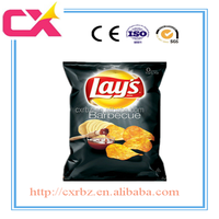 Potato chips snack food packaging bag for various tasty