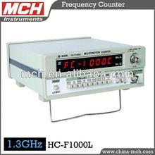 gsm frequency 850/900/1800/1900mhz wireless alarm MCH HC-F1000L Digital Frequency Counter 1KHz 10Hz - 1000MHz Maxi 1.3GHz