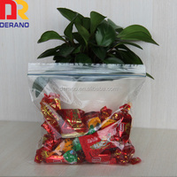 Hot sale products transparent plastic bags for cookies