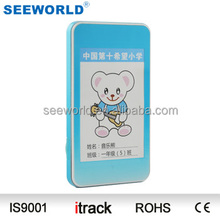 S009 mini personal GPS tracker with GSM ,gprs which is used for kids, elders and assets