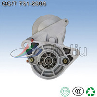 small car starter used car parts starter for TOYOTA with 9T CW 12V 1.2KW lester:17700