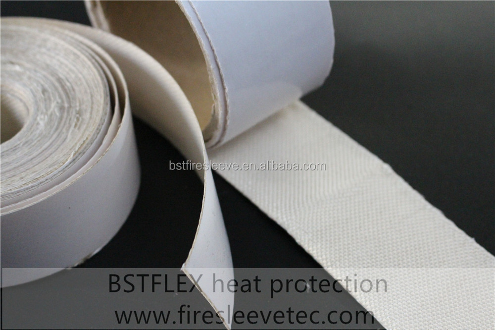 High Silica Slit Tape Wrap Adhesive Backed Buy