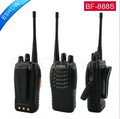 walkie talkie 5W 16CH UHF original BF-888S two-way Radio Interphone Transceiver Mobile Portable radio