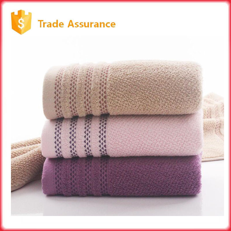 luxury cotton fabric superfine towel china exporter