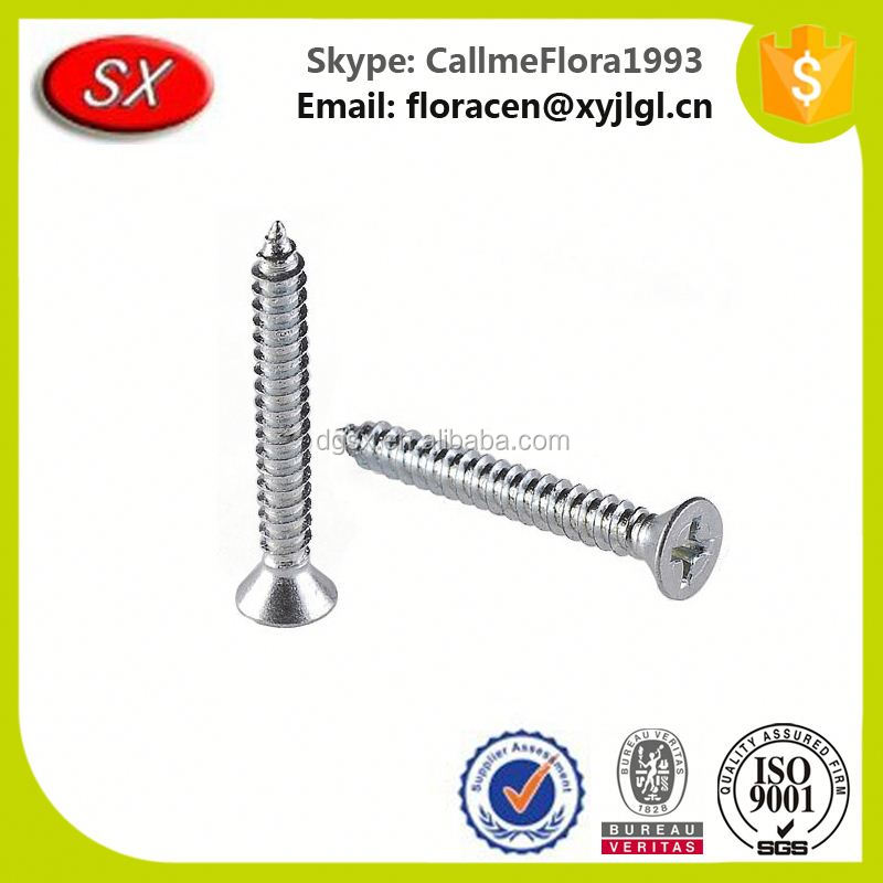 Custom Hight Precision High Quality Sheet Metal Tapping Screw/ISO/RoHS Passed OEM&ODM