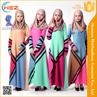 Elegant lady turkish arabic clothes for muslim arabic women long dress wholesale plus size maxi dress chiffon maxi dresses