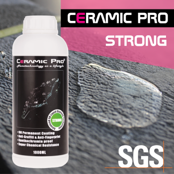 Ceramic Pro Strong - Permanent thermal resistance coating for construction