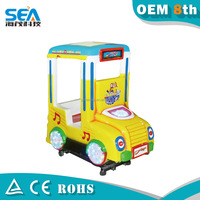 India arcade indoor amusement game machine rocking kiddie ride machine cheap electric toy cars for big kids