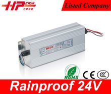 High quality CE RoHS 24v 12.5a 300w dimmable led strip driver,factory