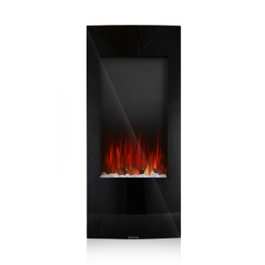 Factory direct sale good quality mechanical remote control master flame electric fireplace LJHF2302E