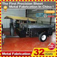 2014 good sell snowmobile trailer,China direct factory