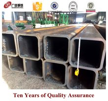 Transmission fluid with thick wall steel pipe