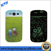 luminous glow case for samsung galaxy s3