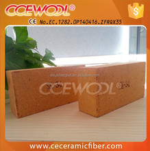 CCEWOOL High Temperature fire bricks for boiler