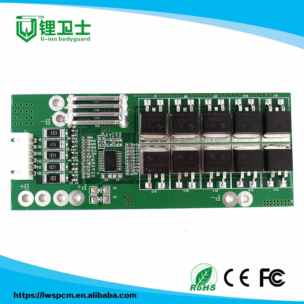 Volume produce li-ion 26s 4s 200a lifepo4 bms 12v