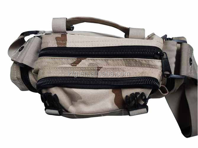 Outdoor waist bag. Multifunctional Military Waist Bag,Traveling waist bag