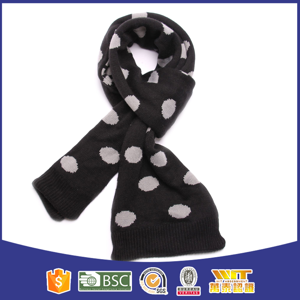 Special style kids winter shawl
