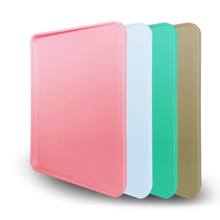 Factory Price antibacterial PP blank cutting board