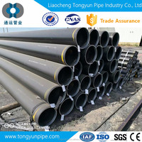 carbon steel seamless pipe / Top products high precision ground tube