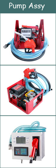 Diesel Transfer 12v DC Fertilizer Pump