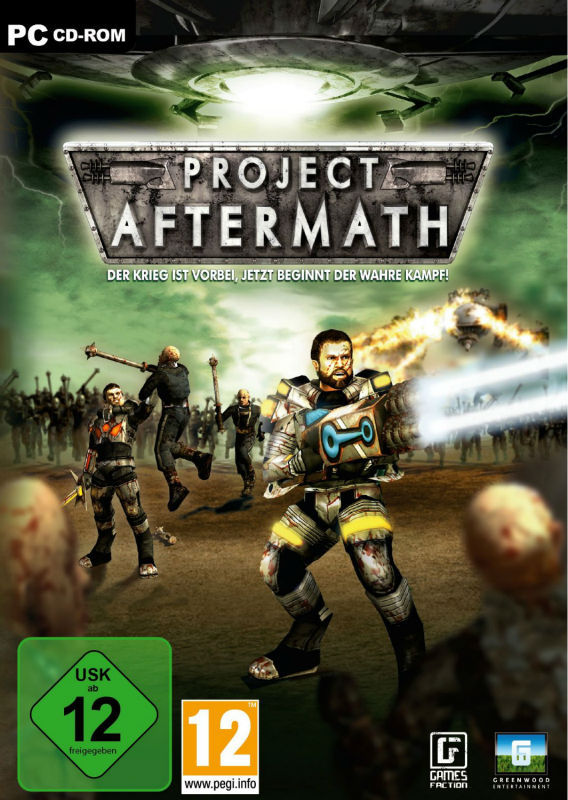Project Aftermath [Computer Game]