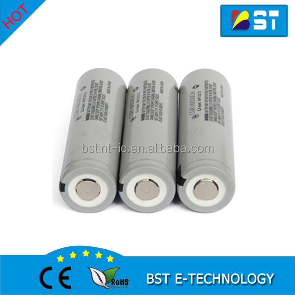 Real original CGR18650CH 3.6 Volt Li-ion Battery 18650CH 2250 mAh 10A discharge 18650 high power battery