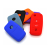 2017 hot sales custom protective silicone key case for car key case for vw