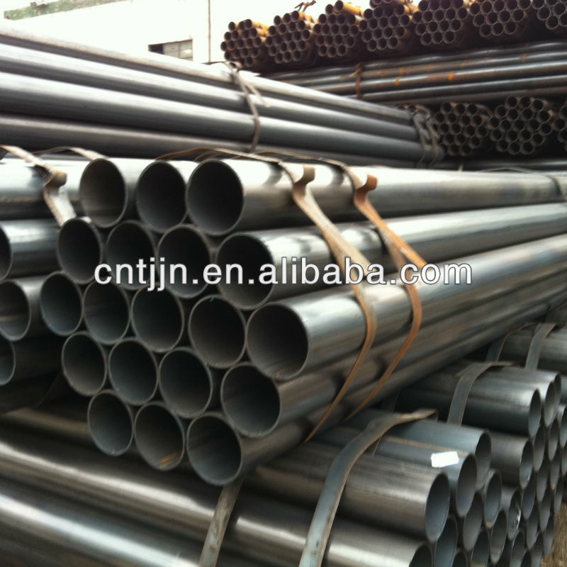 eight frequence welded steel pipe high-frequency welded tube
