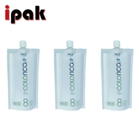 High quality doypack plastic stand up liquid spout pouches for drinks