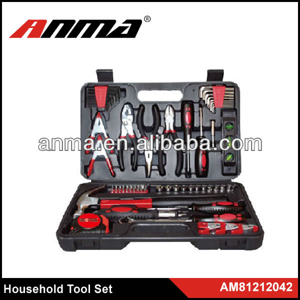 72pcs high-quality car repair tool kit