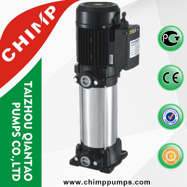 Multistage Vertical Stainless Steel Centrifugal Water Pump