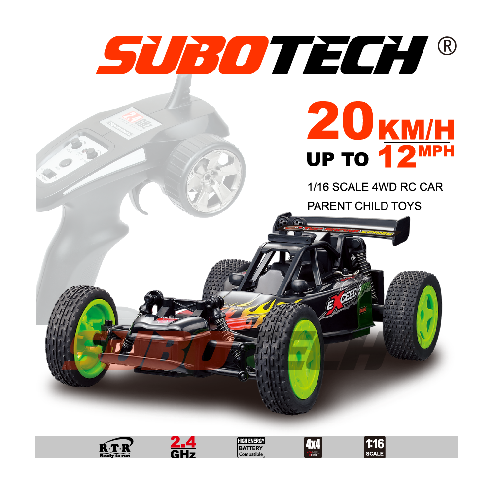 2.4G High Speed 1:16 Electric Control Style Model Car rc Wholesale Shop