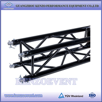 Aluminum black spigot truss for sale